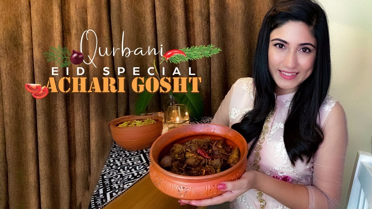 Achari Gosht | Qurbani Eid Special | Safa Kabir