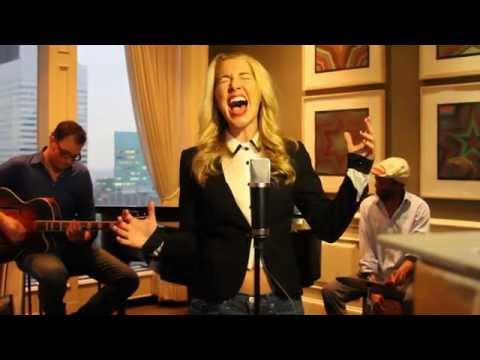 """Watch: Morgan James Performs Her Single """"Call My Name,"""" Originally Recorded By Prince"""