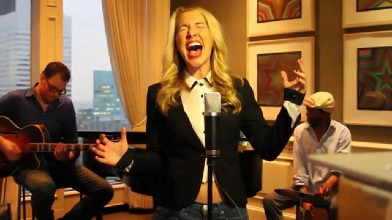 Watch: Morgan James Performs Her Single