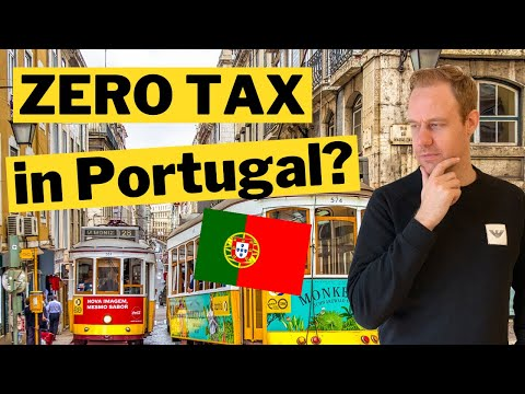 Can you live in Portugal and pay no TAX? (Non habitual residency program explained)