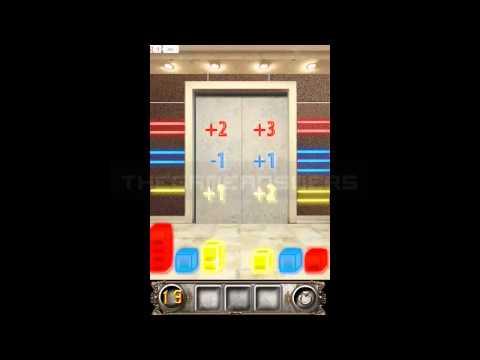 100 Doors Floors Escape Level 19 Walkthrough Guide Youtube