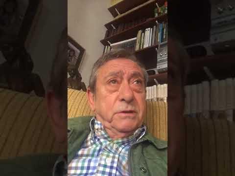 Luis Varela en Ciudad Real con la obra Héroes