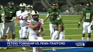 Game of the Week: Peters Township defeats Penn-Trafford