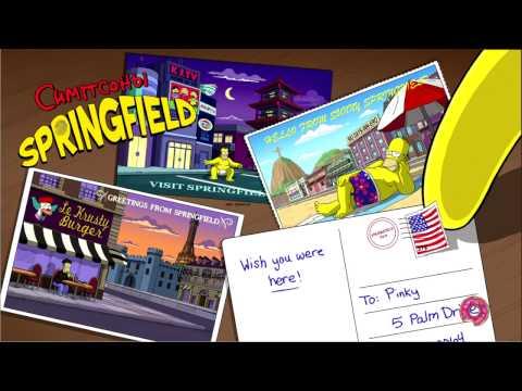 СИМПСОНЫ СПРИНГФИЛД {!!!} The Simpsons Tapped Out прохождение #1 — ГОМЕР ВЗОРВАЛ ГОРОД