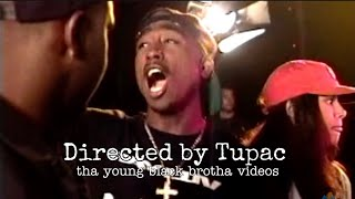 Directed By Tupac: Tha Young Black Brotha Videos (1994) | Mac Mall Ray Luv