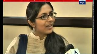 somnath bharti will not be spared if he has done anything wrong swati maliwal dcw chief