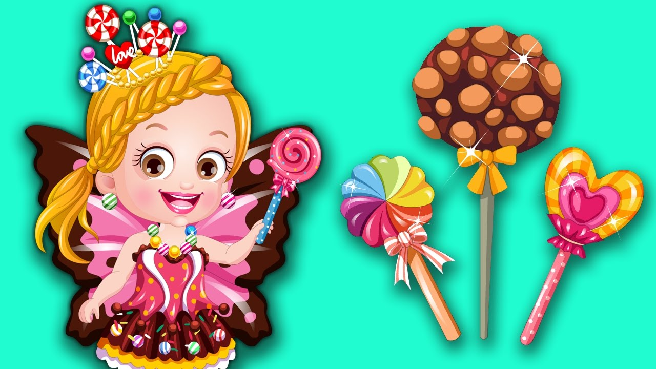 Dress up fairy games - Dress Up Games For Girls To Play By Baby Hazel Games For Kids Chocolate Fairy