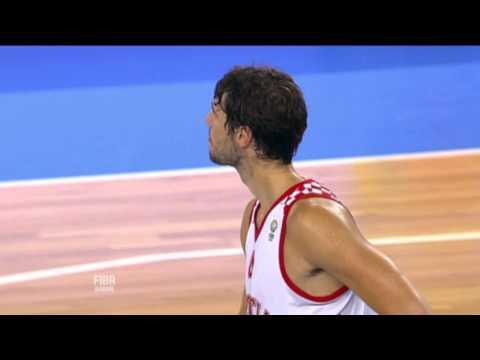 Εθνική Ανδρών | Κροατία-Ελλάδα 92-88 : Τα Highlights του αγώνα