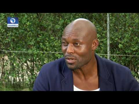 Entertainment  Features Hollywood Actor Jimmy JeanLouis