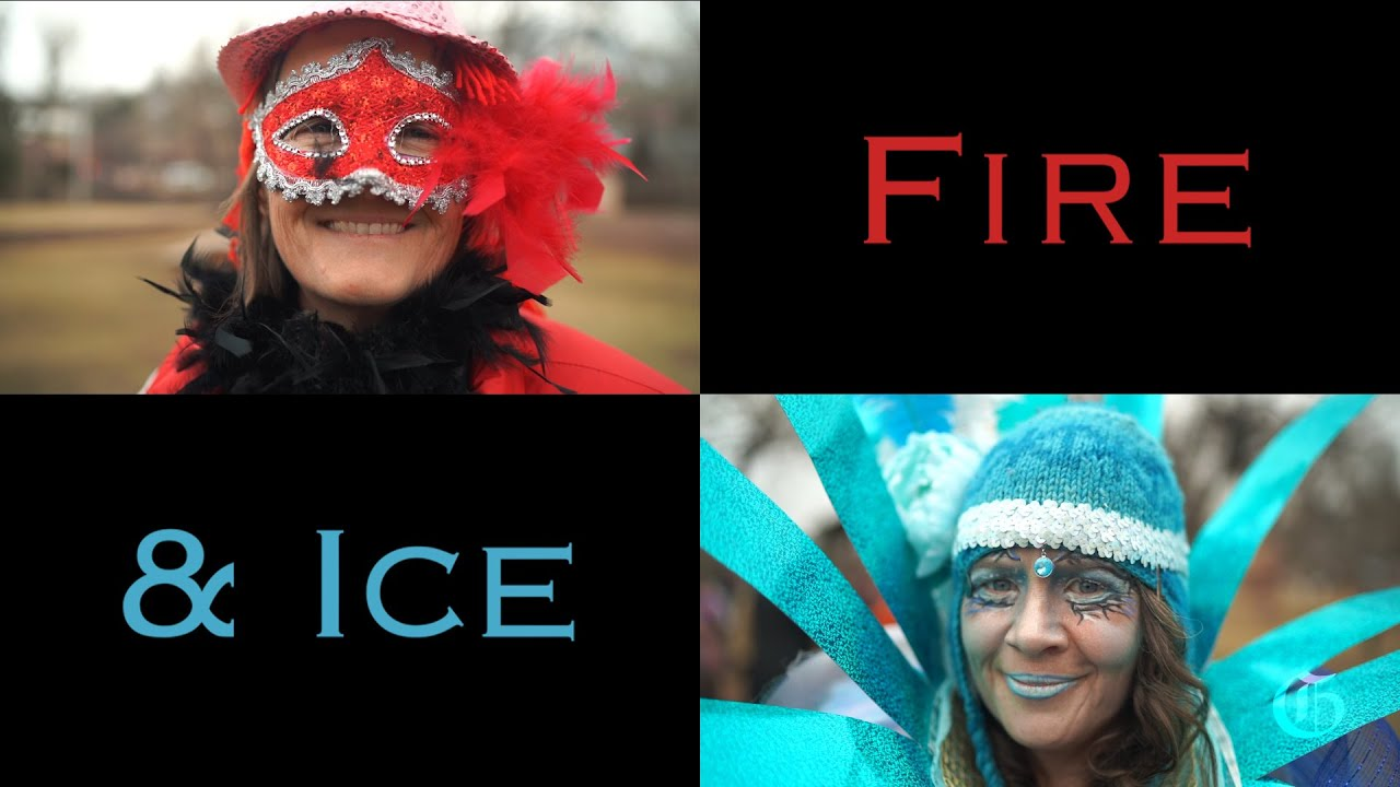 Manitou Springs Carnivale Parade - Fire and Ice