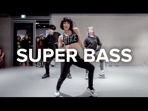 開始線上練舞:Super Bass(May J Lee版)-Nicki Minaj | 最新上架MV舞蹈影片