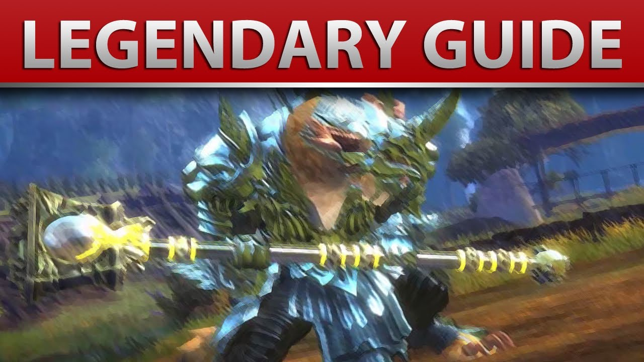 Guild Wars 2 - Gift Of Fortune   Legendary Weapons Guide - EPISODE ...