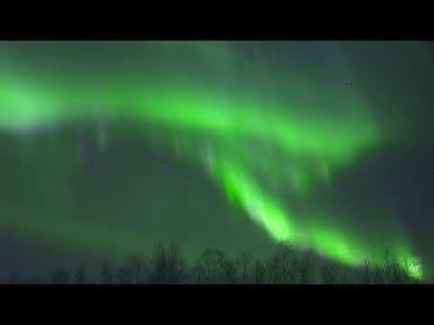REAL-TIME AURORA - Feb 18 2018, Senja Observatory, Norway - Episode 3