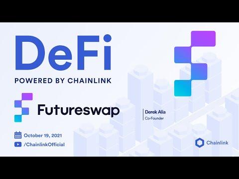 Futureswap on Chainlink DeFi   Scalable Arbitrum L2 AMM