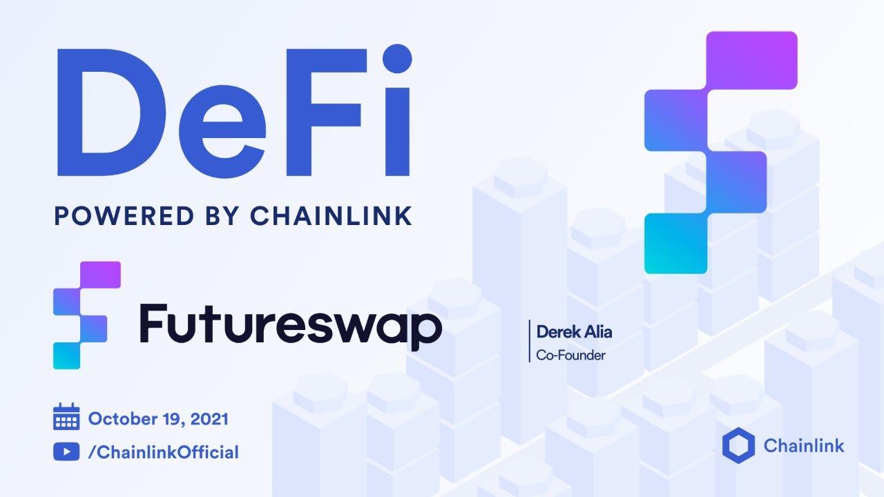 Download Futureswap on Chainlink DeFi   Scalable Arbitrum L2 AMM