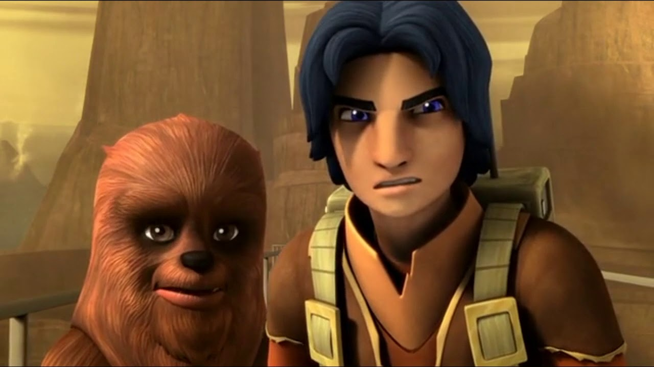Star Wars Rebels Staffel 2 Folge 1