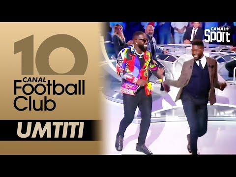 Samuel Umtiti casse la démarche en direct !