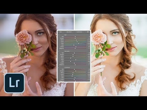 Demystifying the HSL Tool in Lightroom – Retouching Academy