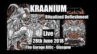 Kraanium Ritualized Defleshment - Live - 28th June 2018.mp3