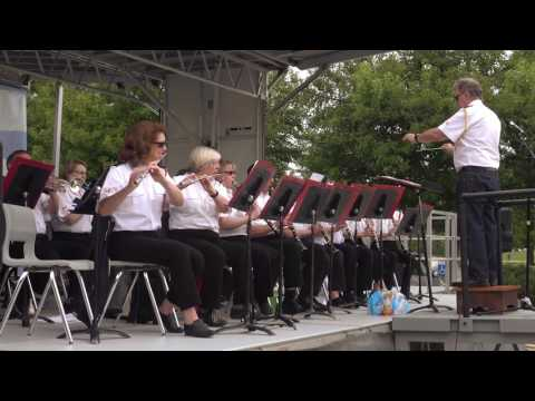 The Vancouver Traveling Band at Ladner Bandfest 2017