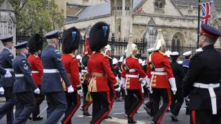 The Royal Wedding 2011 - Jerusalem / background music