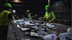 A Peek Inside the Napa Recycling Facility