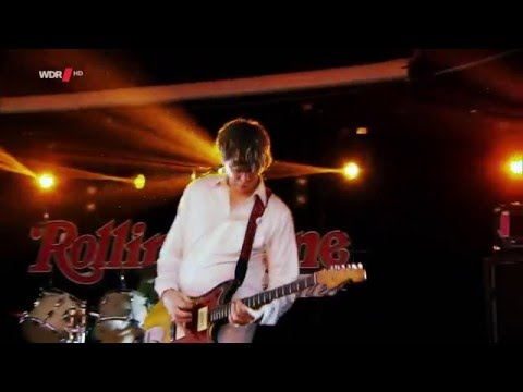 Thurston Moore - interview, Aphrodite, Turn On, Exalted (Live in Wangels, DE)
