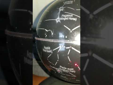 Antigravity 3 Globe Revolution Series : Constellations FAIL!