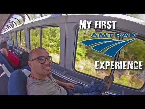 US03: Amtrak, A First Experience (NOLA to Houston)