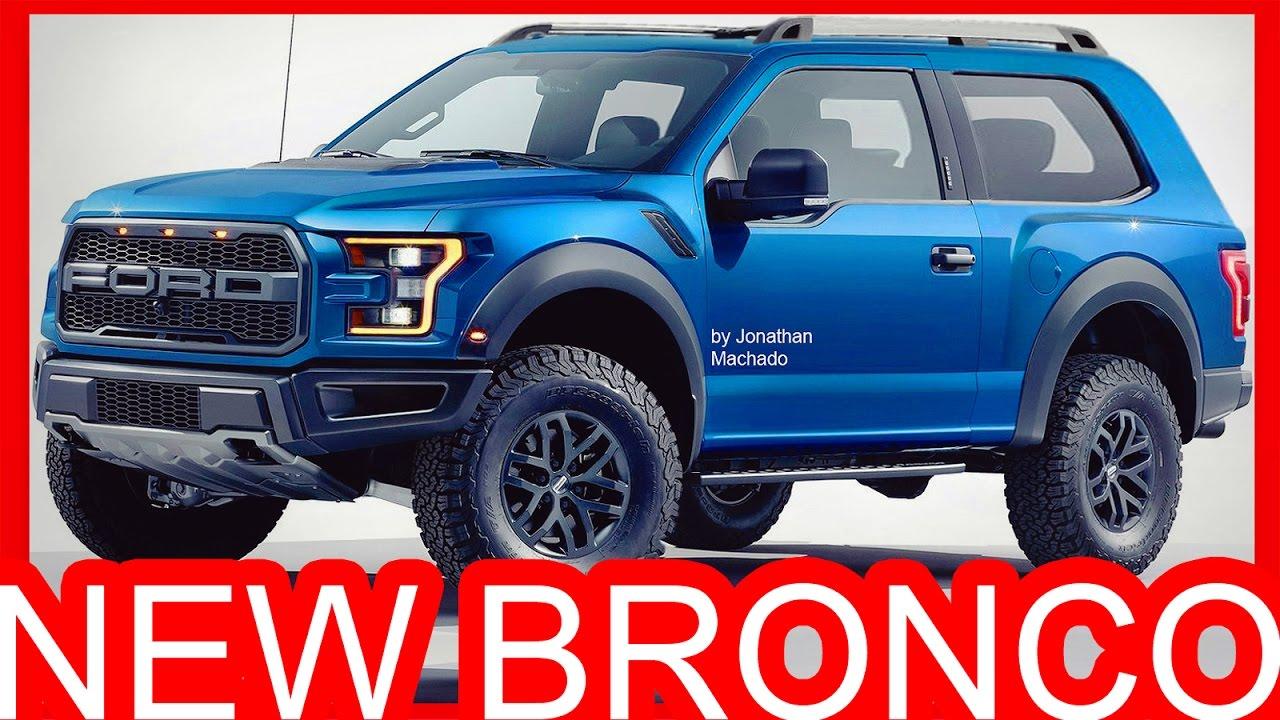 New Ford Bronco Spy Photos | Autos Post