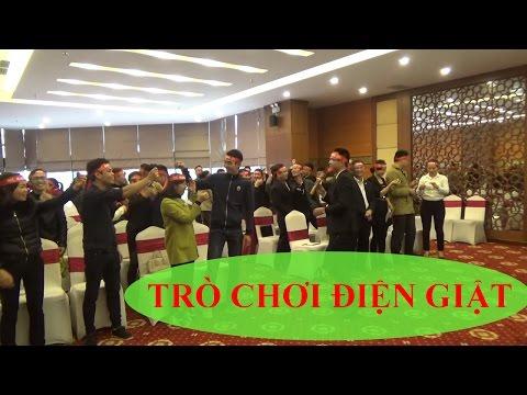 Vgame 01: Trò chơi lớp học, tập thể, ngoại khóa - Điện Giật - Mường Thanh Grand Lào Cai