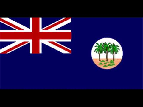 The anthem of the Dominion of New Zealand Trust Territory of Western Samoa