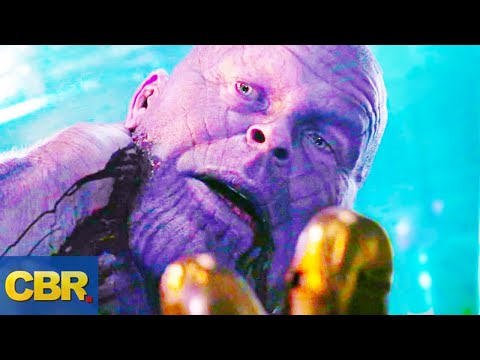 This Is Why Thanos Will Use The Infinity Stones Again In Avengers Endgame