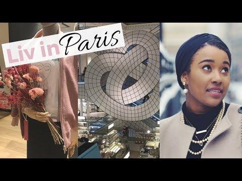 Liv in Paris 15: CityPharma Skincare and Le Bon Marché