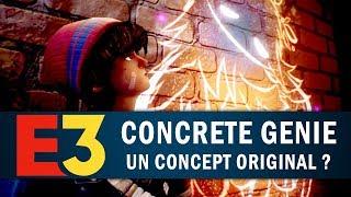 CONCRETE GENIE : Un concept original ?   GAMEPLAY E3 2018 thumbnail