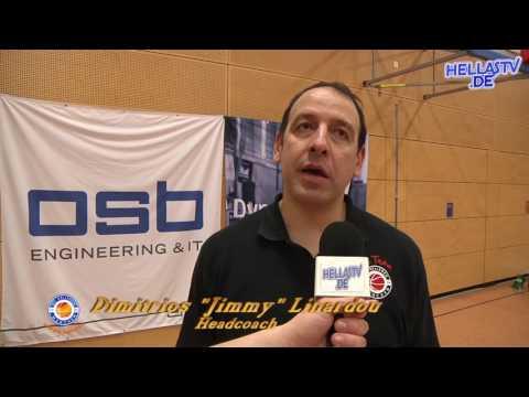 OSB Hellenen : BG Leitershofen   76:62   04.02.2017