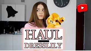 HAUL  ♡ DRESSLILY