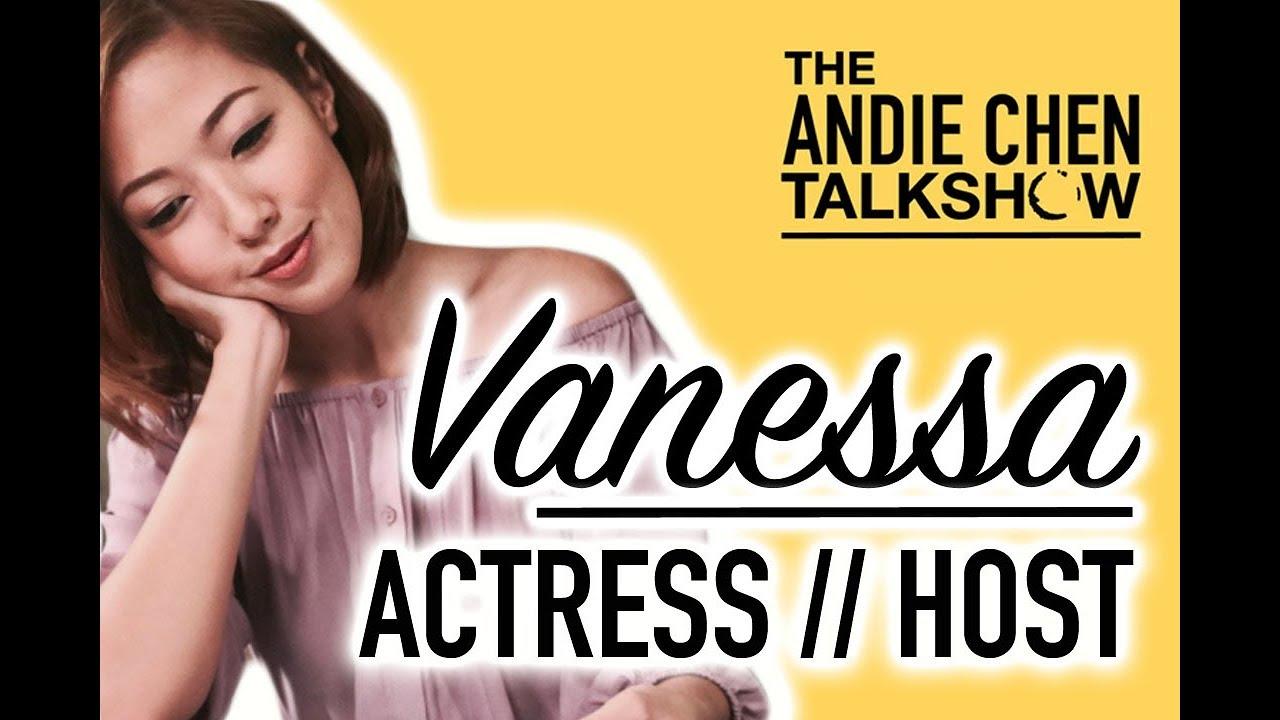 03 Vanessa Vanderstraaten Actress/Host  Become An Actress