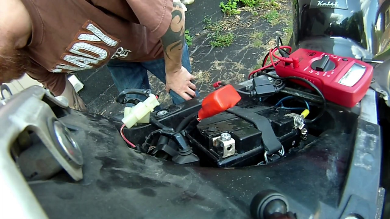 How To Remove Starter Solenoid Cbr600rr