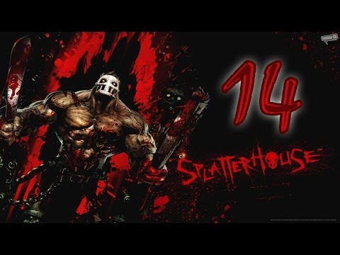 Let's Play - Splatterhouse - Part 14 - Rick vs Rick