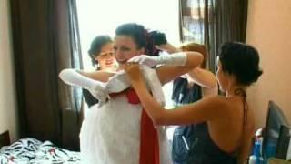 Наряжание невеста