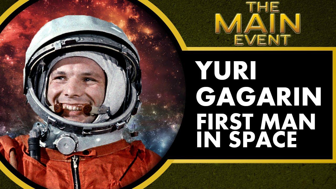 First Human In Space Yuri Gagarin YouTube