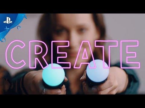 Dreams - Creator Early Access: Create Trailer   PS4