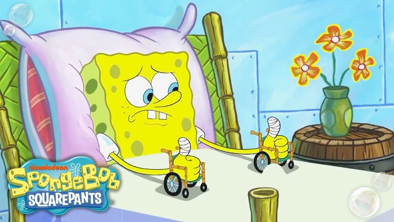 spongebob squarepants two thumbs down official extended