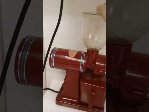 Making pure coffee