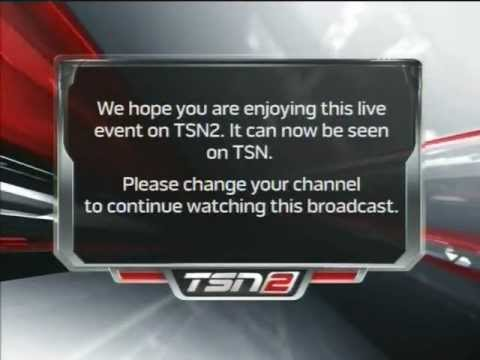 Change the Channel Please (TSN2 to TSN, Mar. 27, 2013)