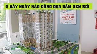 Căn hộ nhà mẫu Carillon 7 61m2 2 phòng ngủ, Tân Phú - Land Go Now ✔