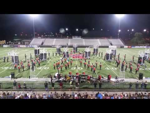 "Coweta ""Lost in the Woods"" 2016 Bixby Finals"