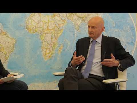 Prince Michael of Liechtenstein on the EU's migration crisis