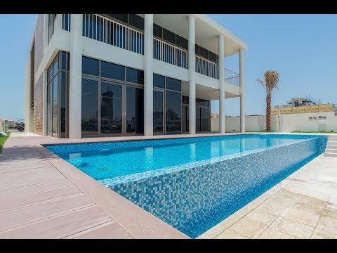 Bespoke Palm Jumeirah Garden Home On Frond N